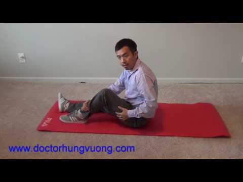 Sciatic Stretches