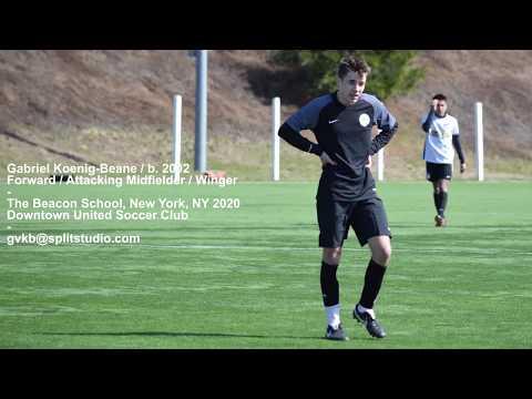 Gabriel K-B Soccer Highlight Video