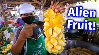 Street Food Jungle!! AMAZING THAI FOOD + Grilled Chicken in Tropical Paradise!