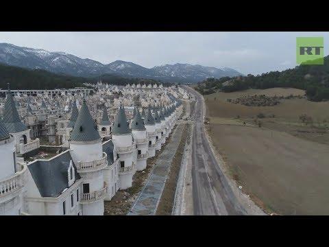 Linnat tyhjillään – Melkoinen aavekaupunki