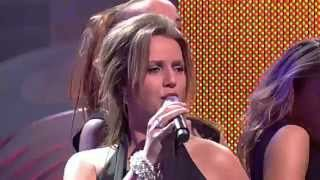 "Marescha singing ""Love Is In Control"" by Donna Summer - Liveshow 1 - Idols season 3"
