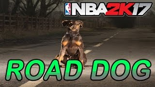 HOW TO GET THE ROAD DOG PARK BADGE - NBA 2K17