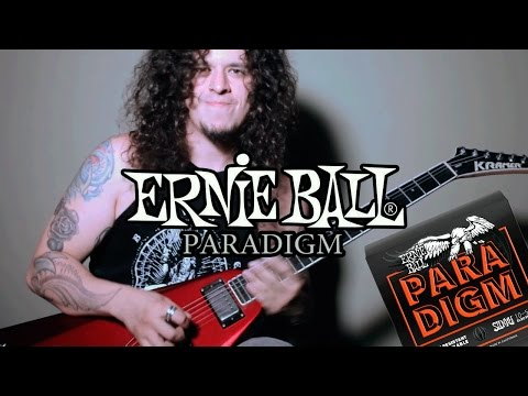 Ernie Ball #Paradigm Strings: TEST AND REVIEW
