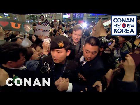 Conan v Koreji #1: Uvítání a lekce korejštiny