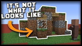 The Minecraft Command Block Noob House Minecraftvideos Tv