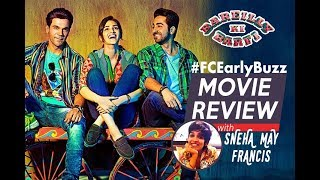 Bareilly Ki Barfi | FC Early Buzz | Sneha May Francis