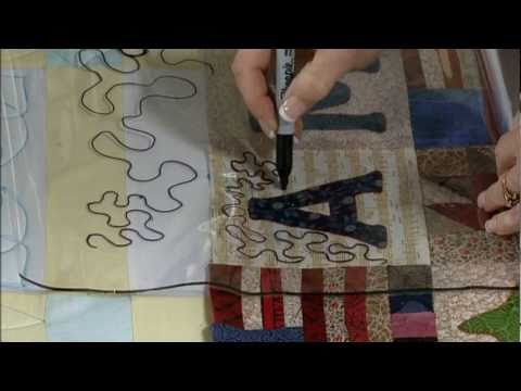 Quilter's Preview Paper - Audition Quilting Designs