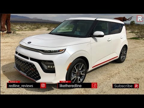 2020 Kia Soul GT-Line – Long Live The Box Car