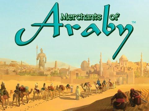 Merchants of Araby Review