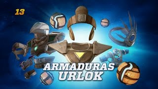 WIKISEN / 13 / Armaduras Urlok