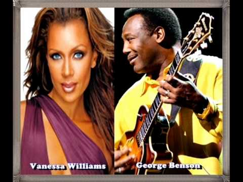 Vanessa Williams ft  George Benson  -  Never Can Say Goodbye