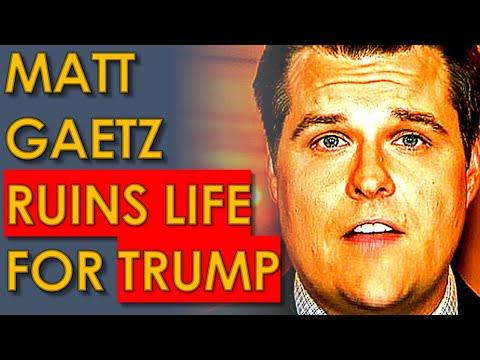 Matt Gaetz LOSES EVERYTHING for Trump