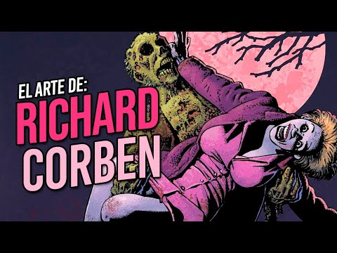 Vidéo de Richard Corben