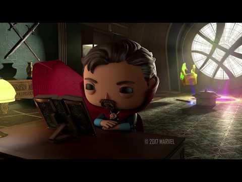 Loki's Strange Caper | Featuring Dr. Strange & Loki.