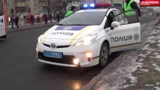 Полиция Харьков сбили человека и пытаются замять