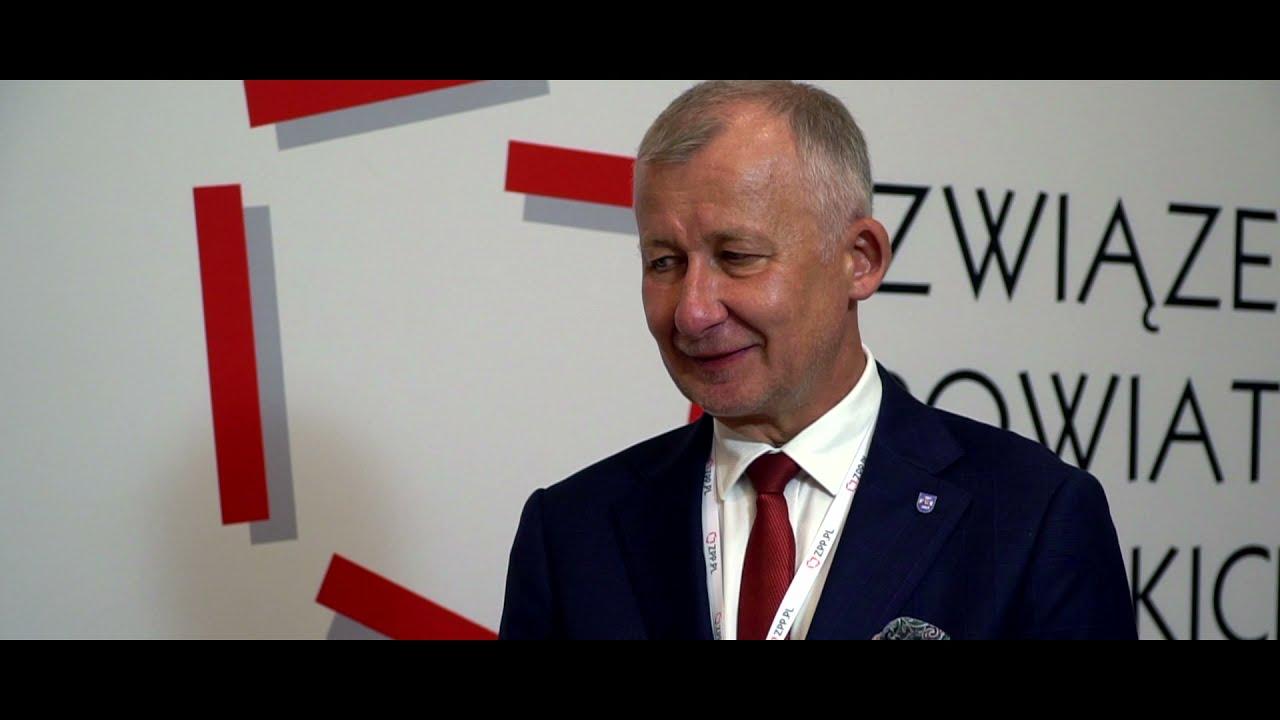 Wywiad TV z Wiceprezesem Zarządu ZPP Adamem Krzysztoniem podczas Zgromadzenia Ogólnego ZPP