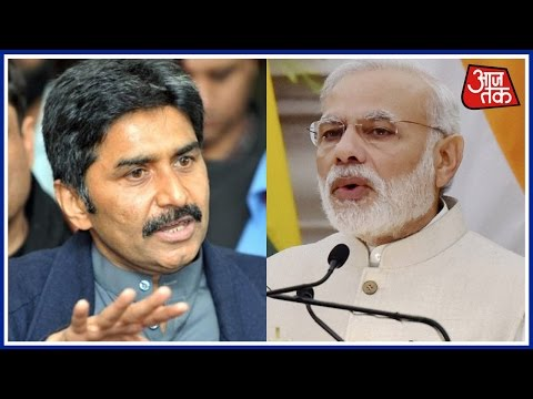 Aaj Subah Javed Miandad Uses Derogatory Words Against PM Modi And Challenges India For War