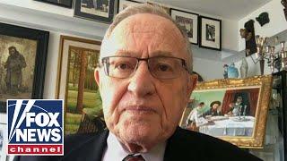 Dershowitz: Giuliani a
