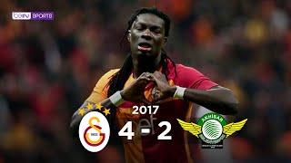 Galatasaray 4 - 2 TM Akhisarspor