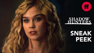 Shadowhunters Season 3, Episode 15 | Sneak Peek: Heidi Has Information for Alec | Freeform