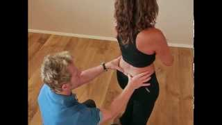 How to assess motion of the Sacroiliac joint (SIJ) during the Stork or Gillet test