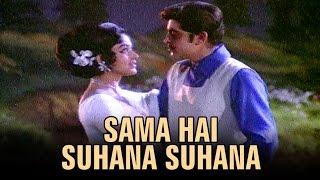 Sama Hai Suhana Suhana (Video Song) - Ghar Ghar Ki