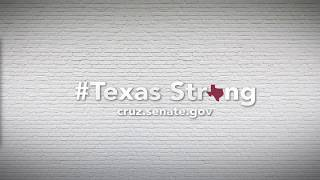 Sen. Cruz Leads on Harvey Relief