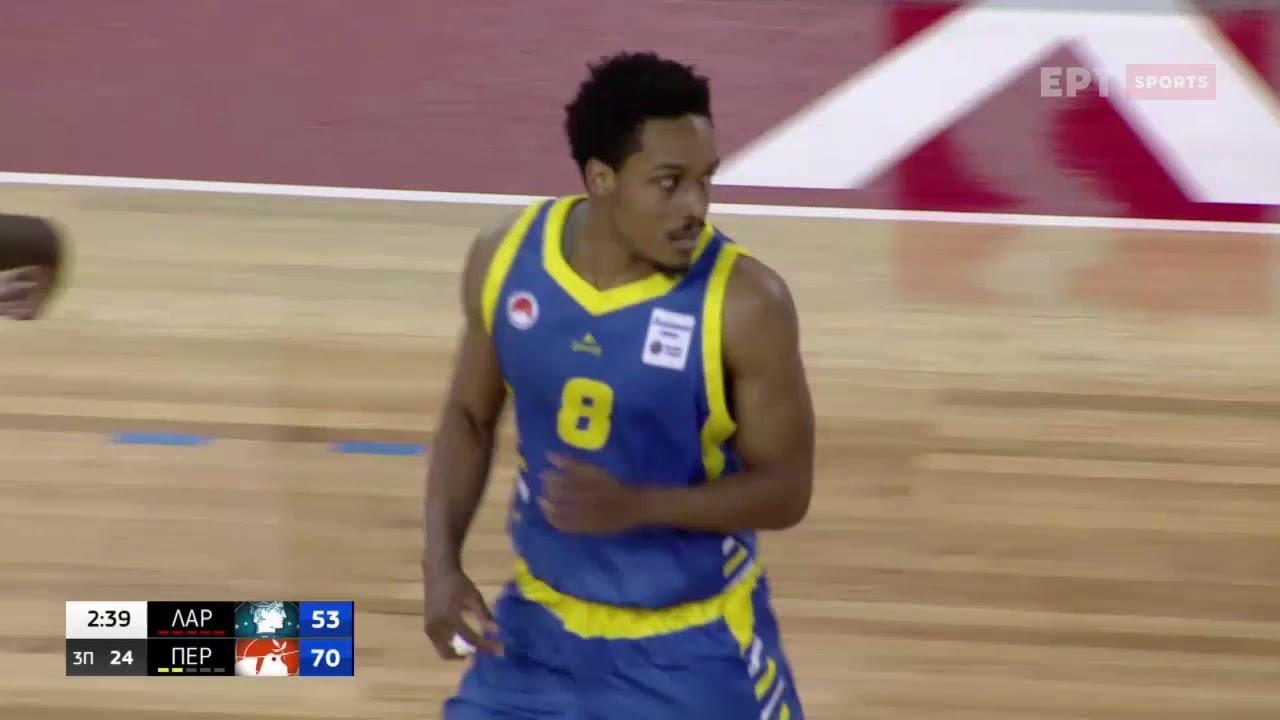 Basket League | Λάρισα – Περιστέρι 78-98 | HIGHLIGHTS | 28/03/21 | ΕΡΤ