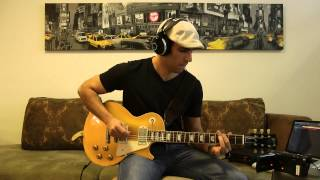 Joe Bonamassa - Story of a Quarryman - Guitar Cover by Lior Asher