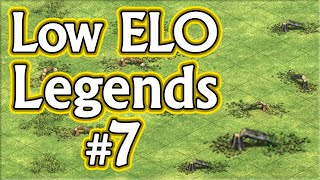 Low ELO Legends #7 OCD Meets Black Forest!