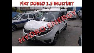 Fiat doblo dizel hidrojen yakıt sistem montajı
