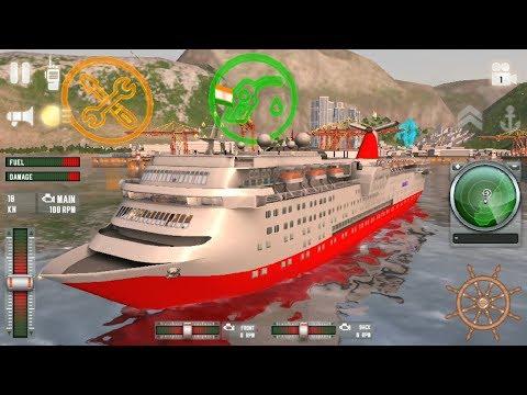 Ship Sim 2019 by Ovilex v1 1 3 - New Cruise Ship UNLOCKED - Top