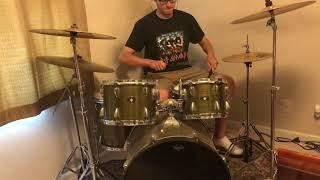 Little Bonnie Drum Cover