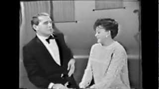 Judy Garland & Perry Como duet: If You Feel Like Singing, Sing/It's A Grand Night for Singing