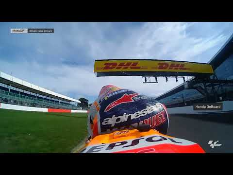 British GP: Honda OnBoard
