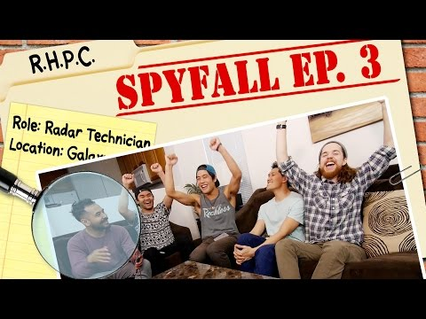 Playing Spyfall! (Ep. 3)