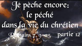 JE PÈCHE ENCORE : LE PÉCHÉ DANS LA VIE DU CHRÉTIEN