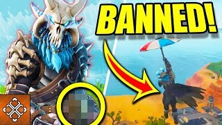 5 Kids BANNED From Fortnite Battle Royale For No Reason