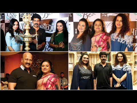 Director Bala inaugurates The Hide Out Bistro and The Craft Box, Chennai