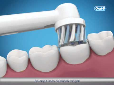 Oral-B Cross Action - Opzetborstels