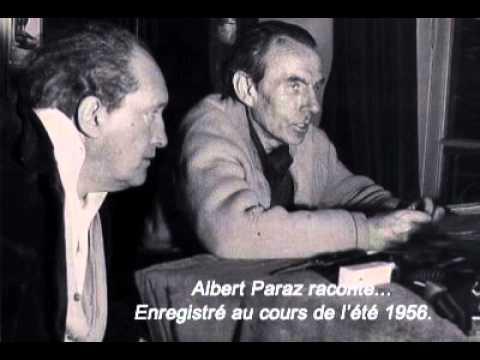 Vidéo de Albert Paraz