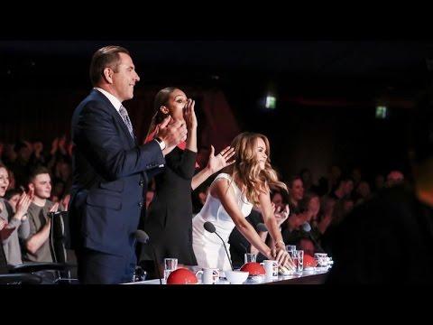 TOP MOST VIEWS Auditions Britain's Got Talent (видео)