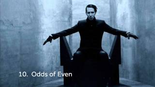 Marilyn Manson - Odds Of Even