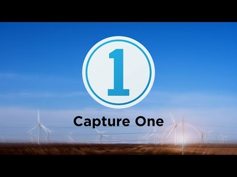 Get started FAST in Capture One Pro - YouTube