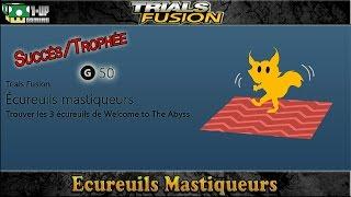 """Trials Fusion """"Welcome To The Abyss"""" [DLC 3] - Ecureuils - Succès/Trophée """"Ecureuils Mastiqueurs"""""""