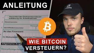 Ist Gewinn aus Bitcoin steuerpflichtig