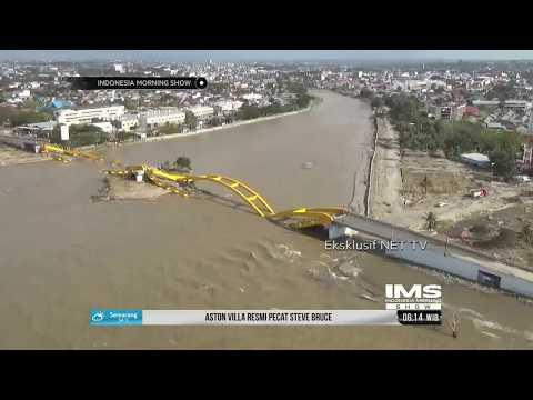 Pengalaman Liputan Rahman Odi Saat Gempa Mengguncang Kota Palu- IMS