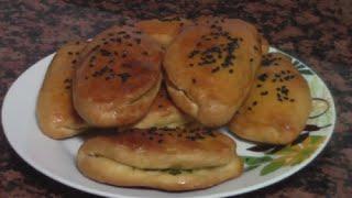 PANECILLOS RELLENOS CON QUESO Y PEREJIL | recetas de cocina faciles rapidas y economicas de hacer