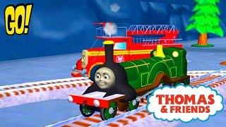 Томас и его Друзья Играем за паравозик девочку Emily новые приключения на Русском Языке