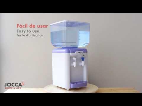 Dispensador de agua con depósito Jocca